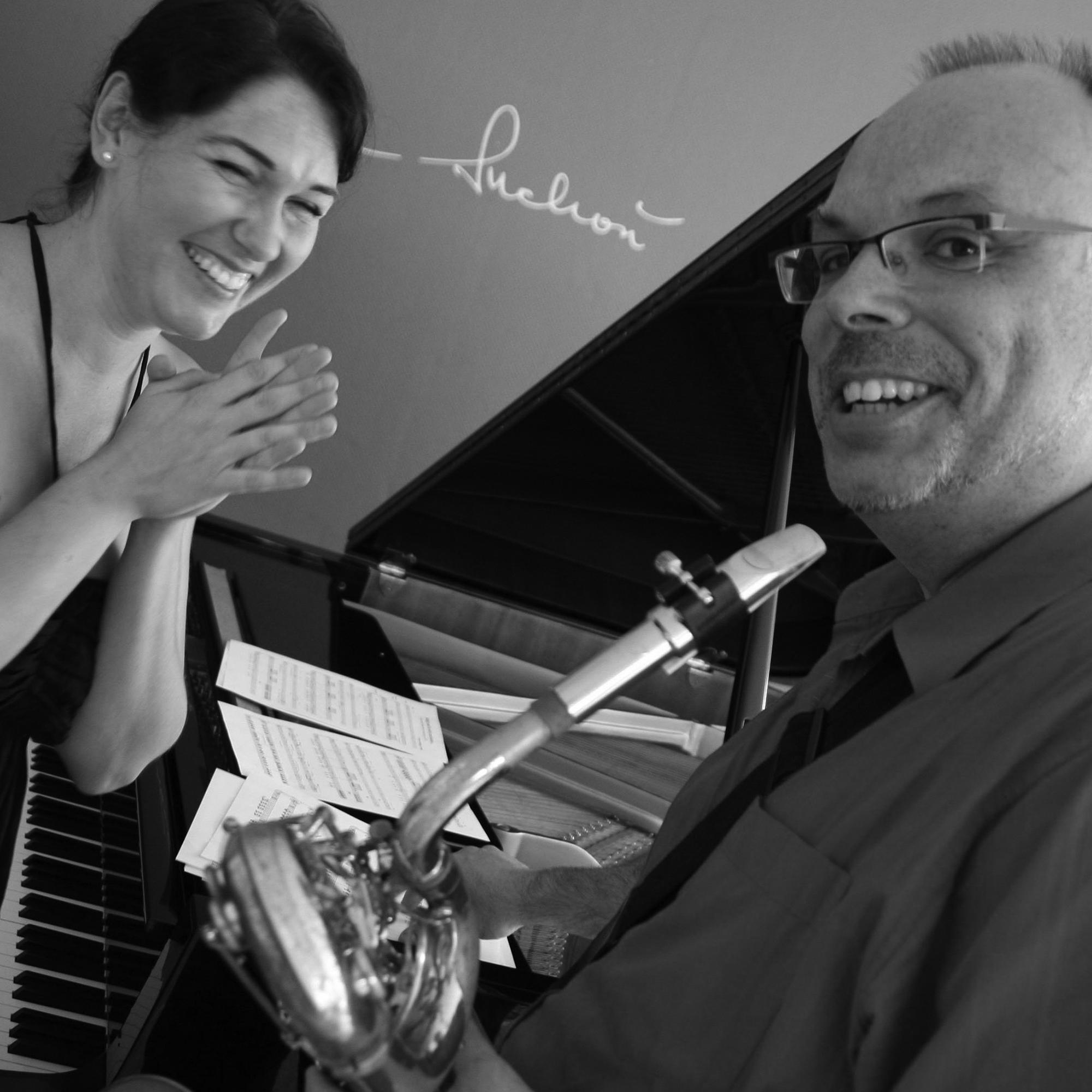 Originálne klasické diela ale aj Bachové transkripcie v podaní barytón saxofónu s klavírnym doprovodom.